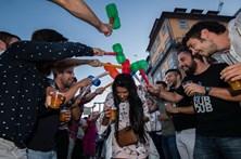 Arraiais de São João invadem a cidade do Porto