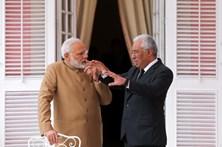 Portugal e Índia assinam 11 acordos para reforçar comércio e cooperação científica