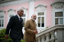 Narendra Modi atribui a Costa título de cidadão indiano na diáspora