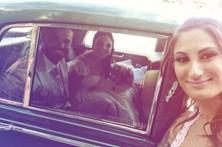 Rúben Boa-Nova e Tatiana Magalhães oficializam relação