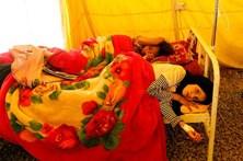 Epidemia de cólera no Iémen com cinco mil casos diários