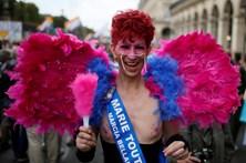 Desfiles no mundo pelo 'Orgulho gay'