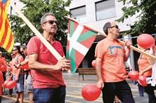 Soberanistas bascos apostam na via catalã