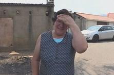 Moradores de aldeias consumidas pelo fogo tentam refazer a sua vida