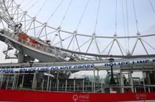 London Eye evacuado após popular alertar para bomba de Guerra Mundial
