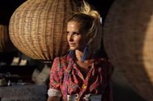 Cristina Ferreira deslumbra em Marrocos
