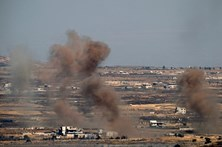 Israel ataca posições do exército sírio pelo segundo dia consecutivo