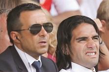 Jorge Mendes ouvido como arguido por denúncia de Falcão
