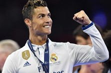 Cristiano Ronaldo vai ficar no Real Madrid