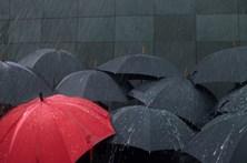Início de semana com chuva e descida das temperaturas