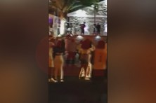 Distúrbios na noite de Albufeira entre turistas fazem vários feridos