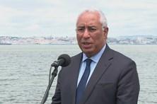 Costa anuncia nova reunião de trabalho com concelhos afetados pelos incêndios