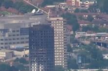 Frigorífico que provocou fogo em Londres não se vende em Portugal