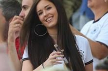 Sorriso de Lena Stiffel conquistou Draxler