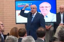Passos Coelho lançou candidatura de Fernando Seara a Odivelas
