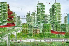 """""""Cidades florestais"""" vêm para salvar a China da poluição"""