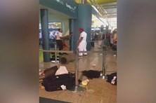 Grupo de rixa em Albufeira causa desacatos em aeroporto