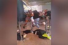 Desordeiros de Albufeira causam desacatos no Aeroporto de Faro