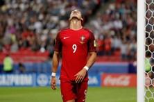 As imagens do Portugal - Chile