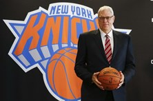 Phil Jackson deixa presidência dos New York Knicks