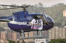 Helicóptero ataca edifícios do governo venezuelano
