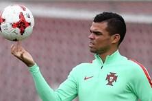 Portugal recupera em Kazan e viaja para Moscovo