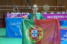 Joana Cunha eliminada nos quartos de final dos Mundiais de taekwondo