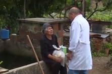 Padeiro de Santarém distribui pão e leite às vítimas do incêndio de Pedrógão