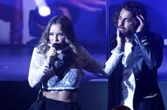 """""""O Daniel faz-me muito feliz"""", diz Luciana Abreu"""