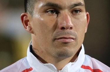 Jornalista encanta jogador chileno