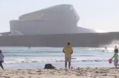 Jovem agredido em rixa na praia de Matosinhos