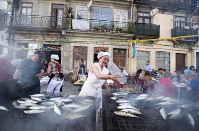 Porto sai à rua para festejar o São João