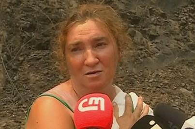 """""""Vi a minha morte"""", conta sobrevivente de carro em chamas em Pedrógão Grande"""