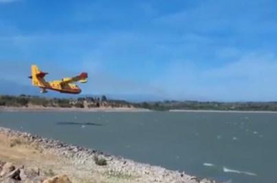Avião cai no combate a incêndio de Pedrógão Grande