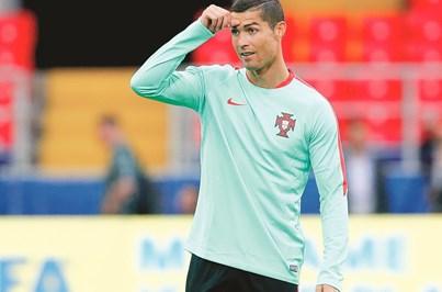 Cristiano Ronaldo ouvido em tribunal a 31 de julho