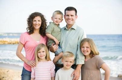 Tratamento no IRS igual para famílias numerosas
