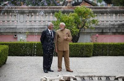 """Costa quer """"rota digital"""" que una ciência e economia da Índia e Portugal"""