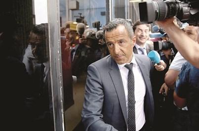 Jorge Mendes ouvido em tribunal