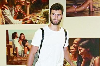 André Moreira na Luz