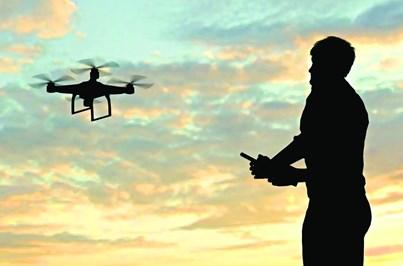 Reportados 24 incidentes com 'drones' em 2017 o quádruplo dos últimos quatro anos