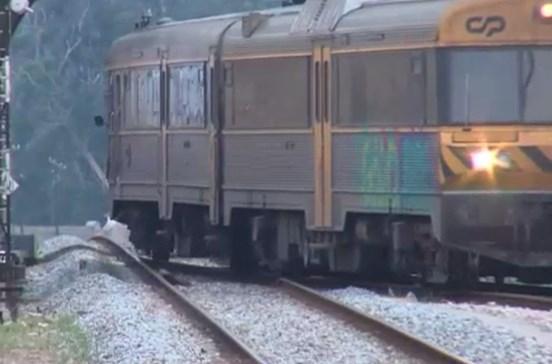 Comboios na Linha da Beira Baixa com atrasos até 60 minutos devido a incêndio
