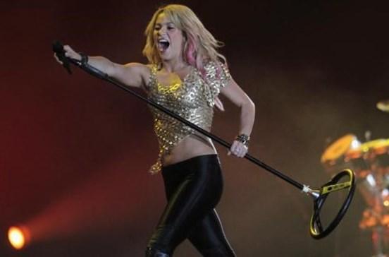 Shakira atua em novembro em Lisboa