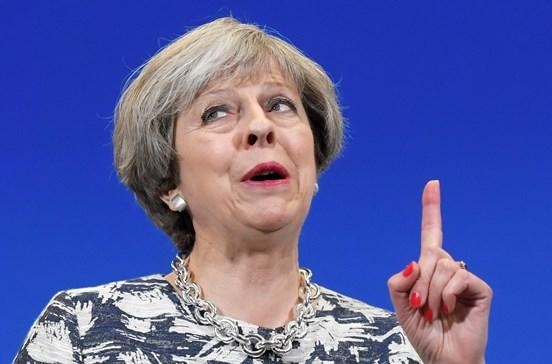 Propostas de May para o Brexit são 'insuficientes'