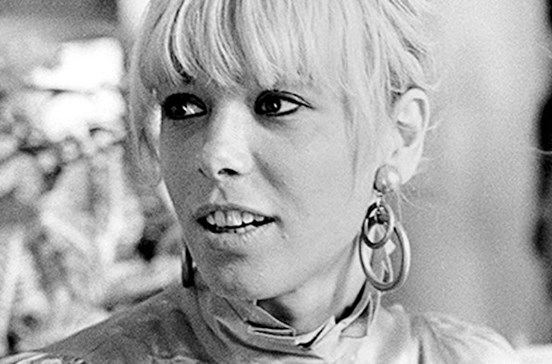 Anita Pallenberg (1944-2017)