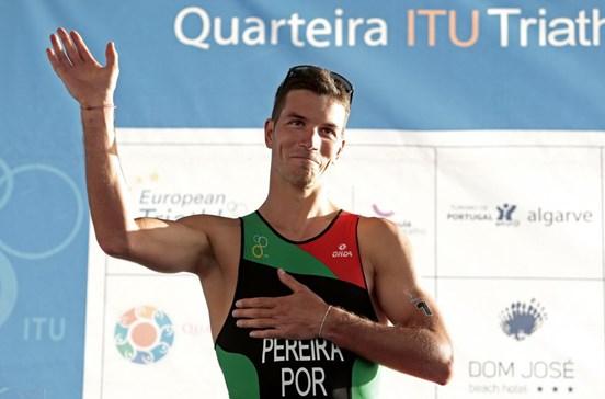 João Pereira sagra-se campeão europeu de triatlo