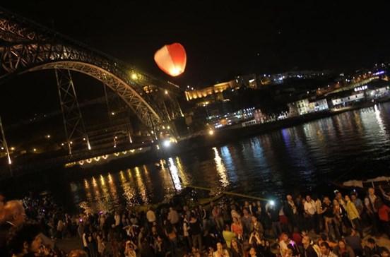 Regras para balões de S. João