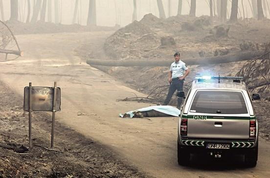 Lista oficial de vítimas mortais de Pedrógão exclui 65º. vítima