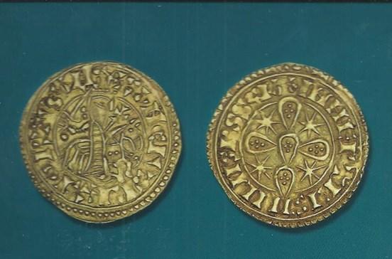 Morabitinos de ouro vão a leilão em Lisboa