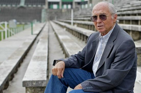 Morreu o treinador Manuel Oliveira