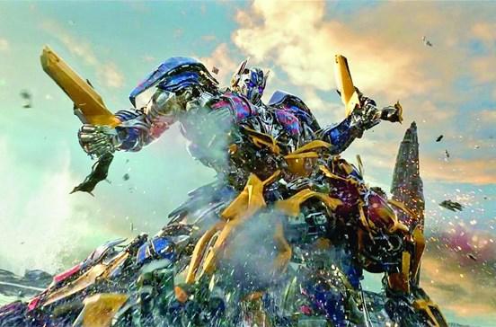 Vem aí uma nova era para 'Transformers'
